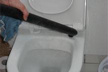 dans la salle de bain vapodil le nettoyeur vapeur s che. Black Bedroom Furniture Sets. Home Design Ideas